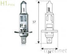 H1-12V Clear汽車鹵素燈泡