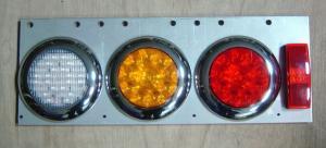 55432(W-A-R)+框+1490R 白鐵3孔-右