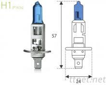 H1-Super White(B4)汽車鹵素燈泡